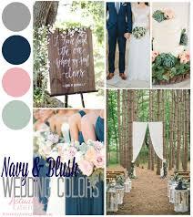 wedding planning navy u0026 blush wedding scheme wedding colour