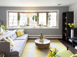 yellow and grey room home interior design outstanding grey yellow living room green