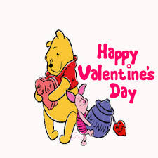 winnie the pooh valentines day happy s day winnie the pooh image pictures photos and