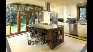 Kitchen Islands Com by Kitchen Islands Canada Youtube