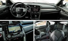 honda civic pics 2017 honda civic hatchback cvt automatic review car and driver