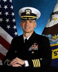Flag Officer In Command Philippine Navy Capt Kyle P Higgins