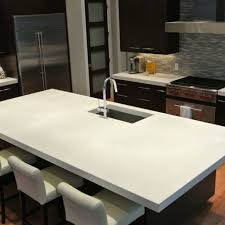the advantages and disadvantages of concrete countertops ward