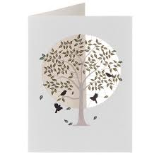 blank tree card forever cards ge fend design collection
