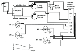turn signal switch wiring diagram new stat 900 ford free