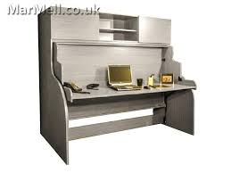 Bradford Desk Unique Multifunctional Single Wall Bed With Desk Fold Down Bed