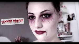 maquillage vampire facile makeup halloween youtube