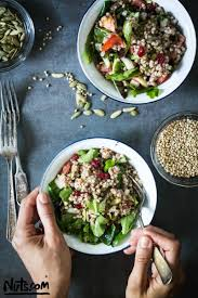 buckwheat salad recipe the nutty scoop from nuts com