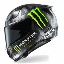 monster motocross helmets hjc rpha 11 monster energy helmet black grey the visor shop com