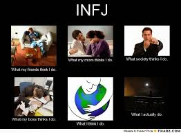 Personality Meme - introverts infj and infp personality type memes clean meme central