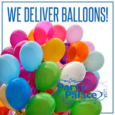 balloon delivery spokane wa party palace home