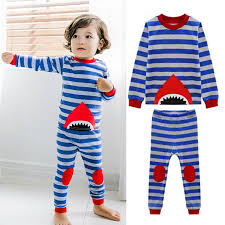 pjs clothing sets fall autumn cotton sleeve clothes