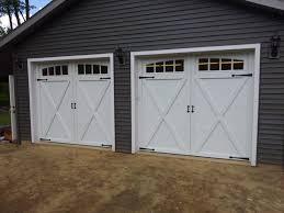 Garage Styles Residential Steel Garage Doors