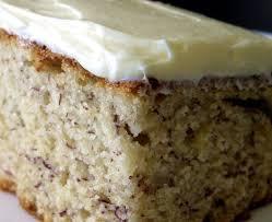homemade banana cake recipe food photos