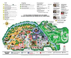 Oregon Zoo Map by Zoos Columbia