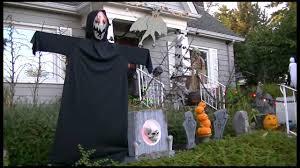 axworthy flying ghost halloween 2011 youtube