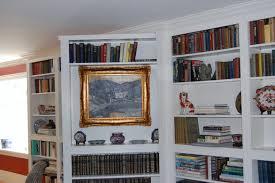 elegant secret white door bookcase ideas for small hidden room