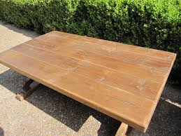 Making A Solid Wood Table Top by Coffee U0026 Side Table Top Houston Furniture Refinishing Lindauer