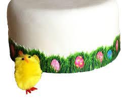 Easter Egg Cake Decorations by Easter Egg Cake Decoration Side Panel