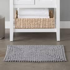 Luxe Microfiber Chenille Bath Rug Cotton Blend Bath Rugs U0026 Mats You U0027ll Love Wayfair