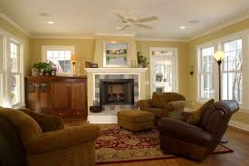living room with fireplace decorating ideas cottage farmhouse