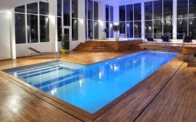 teak navy lam in a swimming pool rrnews