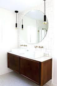 bathrooms design modern bathroom mirrors with lighting