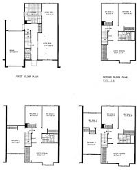 carriage house floor plans mid century modern and 1970s era ottawa carriage homes and other