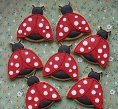 ladybug cookies ladybug party supplies lifes celebration