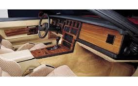 1989 Corvette Interior Rosewood Dash 6 Speed Convertible W O Z51 12 Piece 89 89