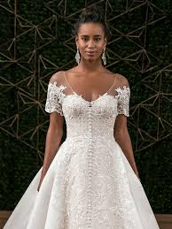 Bridal Fashion Week Wedding Dress by Sottero And Midgley Spring 2018 Collection Bridal Fashion Week Photos