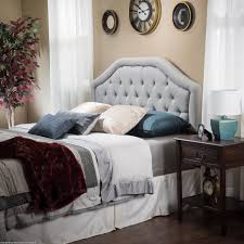 tufted headboard with wood trim tufted bed headboard sears com furniture of america camel back