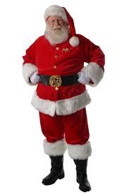 santa claus suits santa claus coca cola style suit