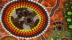 what do hands represent in aboriginal art youtube