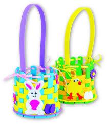 easter basket crafts for kids