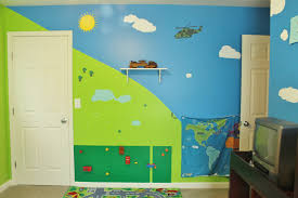 decorating my toddler son s room vehicle theme img 3815