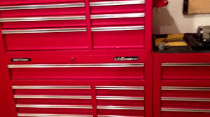 metal box and cabinet corp chicago snap on vs harbor freight tool boxes youtube