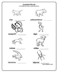jumbled words solver downloadable activity sheets printable word