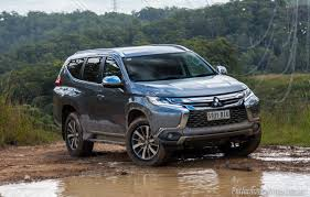 mitsubishi pajero pictures posters news and videos on your