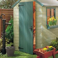 garden sheds colours interior design