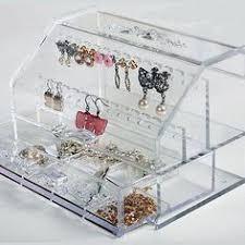 acrylic fish ring holder images Acrylic earring stand muji creativity pinterest muji jpg