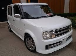 nissan cube inside rare nissan cube rider 7 seats automatic 1 owner hpi clear not