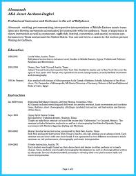 Sample Dance Resume For Audition Actor Resume Sample 100 Resume Format For Acting Resume How To