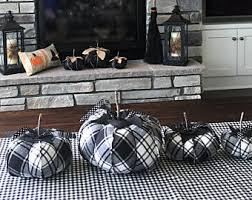 pumpkin black and white pumpkin white pumpkins etsy