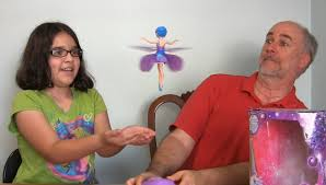flutterbye flying fairy review top toy for christmas 2013