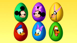 Mickey Mouse Easter Eggs Mickey Mouse Clubhouse Great Clubhouse Hunt Animated Views