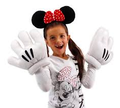 minnie and mickey mouse halloween costumes for adults amazon com elope disney u0027s minnie mouse ears u0026 gloves set clothing