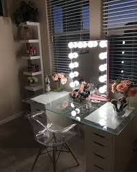 How To Make A Makeup Vanity Mirror The Prettiest Vanities Vanities Bedrooms And Inspiration
