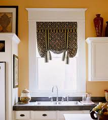Kitchen Curtain Fabrics Update Your Kitchen With Colorful Fabric