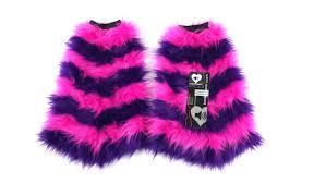 Cheshire Cat Costume Cheshire Cat Pink U0026 Purple Striped Legwarmers